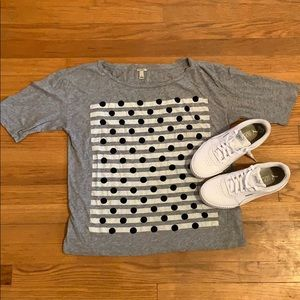 JCrew Short Sleeve Graphic T